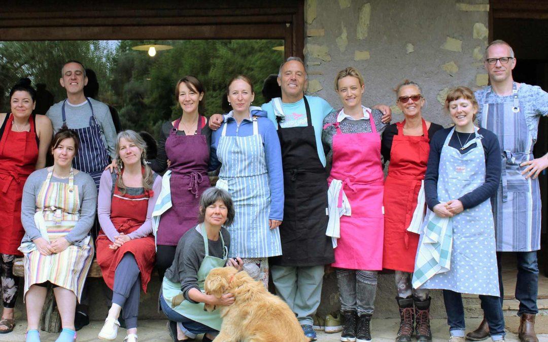 Retreat Chef Training