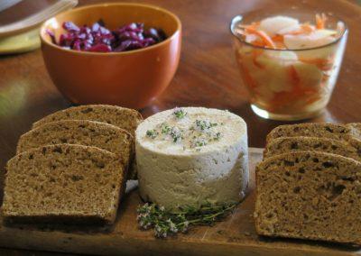 raw cheese
